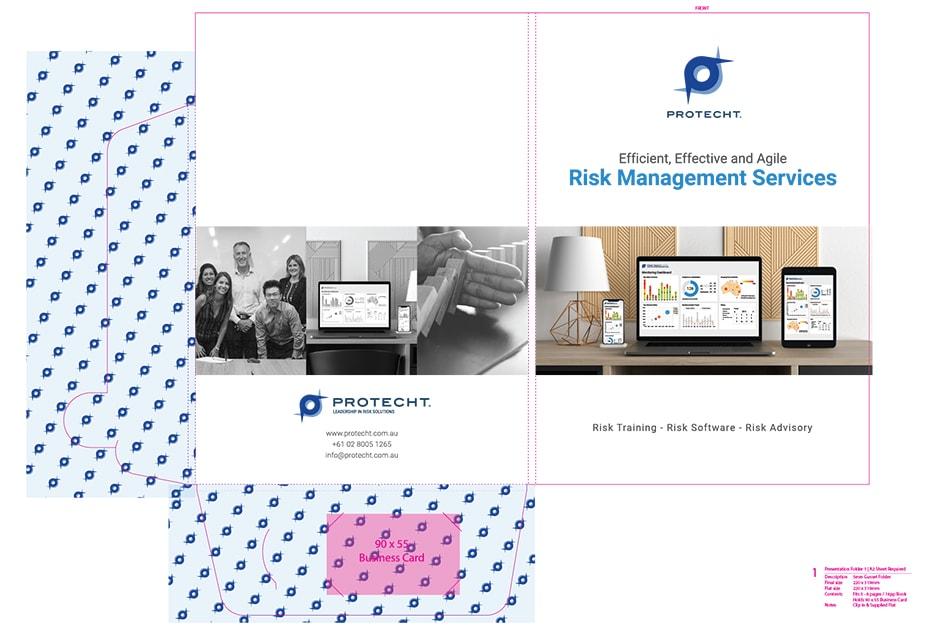 Protecht presentation folder